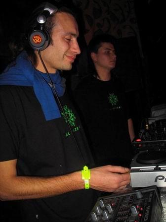 10-летие МДС в Гауди Арена в 2005, DJ Incognito