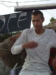 Инкогнито (Андрей Кильдеев) на Казантипе
