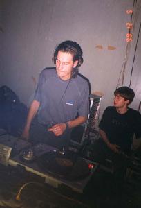 DJ Incognito Orbita 2000